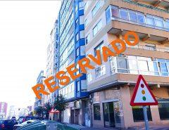 Piso de 94 m2 con 4 dormitorios en Teis a buen precio