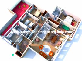 Piso de 153 m2 en Avda Camelias
