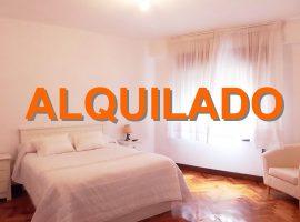 Piso amueblado de 130 m2 en Plaza Independencia