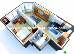 Apartamento seminuevo en La Doblada
