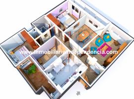 Piso de 3 dormitorios con garaje en zona Povisa