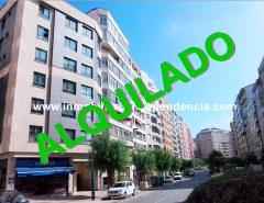 Piso de 2 dormitorios con garaje en Travesia de Vigo