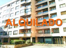 Piso de 2 dormitorios con garaje cerca de Plaza España