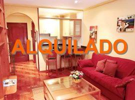 Apartamento amueblado en zona Torrecedeira