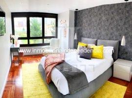 Piso de 100 m2 con preciosa reforma en Camelias