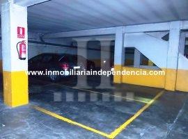 Plaza de garaje doble en c/ Zamora
