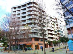 Piso de 114 m2 con garaje en Plaza Independencia