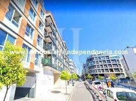 Plaza de garaje en venta y alquiler en zona Povisa