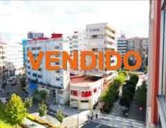 Piso de 3 dormitorios en Alvaro Cunqueiro