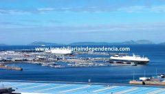Piso con vistas al mar en Pi y Margall (Vigo)