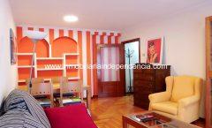 Piso de 2 habitaciones con garaje en c/ Salamanca