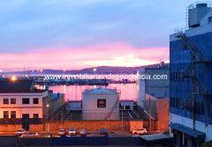 Piso de 2 habitaciones con vistas en Torrecedeira