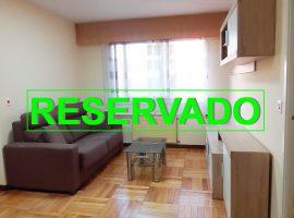 Apartamento amueblado en Menéndez Pelayo